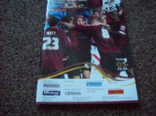 Northampton Town v Tranmere Rovers, 2006/07